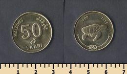 Maldives 50  Laari 2008 - Maldives