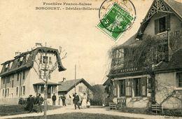 FRONTIERE(DOUANE) BONCOURT - Customs