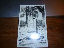 BC7-2-500 Carte Photo 1962 Malaysia Tombstone Of Kampong Kota - Malaysia