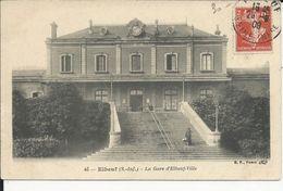 Elbeuf  La Gare - Elbeuf