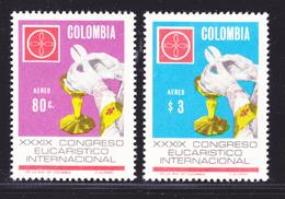 COLOMBIE AERIENS N°  481 & 482 ** MNH Neufs Sans Charnière, TB  (D1661) - Colombie