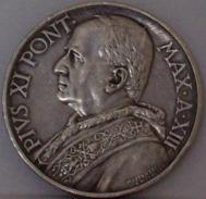CITTA' DEL VATICANO 10 Lire 1934 ARGENTO - SILVER - Vaticano