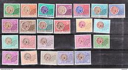 France Préoblitéré 123 145 Monnaies Gauloises Neuf ** TB MnH Sin Charnela Cote 40 - 1964-1988