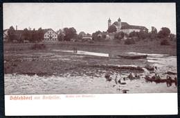 A8340 - Alte Ansichtskarte -Schlehdorf Am Kochelsee - Kloster Und Brauerei M. Wurstbauer - Bachmaier - Fürst - Wolfratshausen
