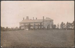Large House Near Camberley, Surrey, 1907 - RP Postcard - Surrey