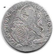 *austrian Netherlands Escalin 1767b  Km15  Fr+ - Belgique