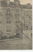 92     Rueil   Crue De La Seine    Rue Du Chemin De Fer - Rueil Malmaison