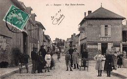 SUIPPES ( 51 )  Rue Saint-Antoine - France
