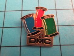 Pin113c Pin's Pins : Rare Et Belle Qualité : MARQUES / DMO COUTURE MERCERIE BOBINES DE FIL ACOUDRE - Informatique