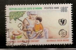 COTE D IVOIRE OBLITERE - Ivory Coast (1960-...)