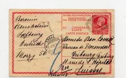 AUTRICHE Entier Postal Empereur François-Joseph Obl. 1916 - Covers & Documents