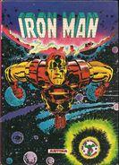 Iron Man + 4 Fantastiques, Spider-Man, X-Men Dans Leurs Premières Histoires - The Best Of Marvel - Artima - Avril 1980 - Super Star Comics