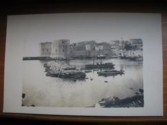 Croatia Dubrovnik Photo Postcard Cca. 1910.-1920. - Croatie