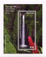 SAMOA 2013 - Chutes De Sopoaga - BF Neufs // Mnh - Samoa