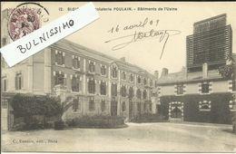 12 - Blois - Chocolaterie Poulain - Bâtiments De L'usine - Blois