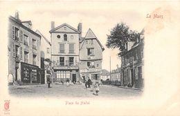 LE MANS - Place Du Hallai - Le Mans