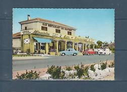Carte Moderne Bar Restaurant Routiers 13 Aix En Provence - Aix En Provence