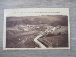 CPA 23 CHAUVERNE NEYRE ANCIEN ET NOUVEAU PONT - France
