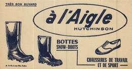 Buvard  -     Bottes  A L'AIGLE - Carte Assorbenti