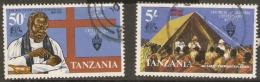 Tanzania 1977  SG 207,10  Ugandan Church   Fine Used - Tanzania (1964-...)