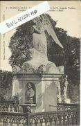 11 Blois -  Le Cimetière, Tombe De Monsieur Auguste Poulain, Fondateur De La Chocolaterie Poulain à Blois - Blois