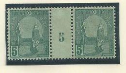 Tunisie 1906 - 5c En Millésime Cote 30 EUR - Nuevos