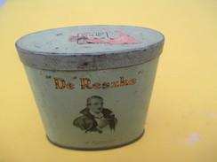 Boite Métallique Ancienne/Cigarettes/De Reszke/Minors//Vers 1930 - 1950              BFPP189 - Boxes