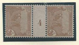 Tunisie 1906 - 20c En Millésime Cote 15 EUR - Neufs