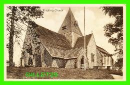 DITCHLING, SUSSEX, UK - ST MARGARET'S CHURCH -  HAMILTONS POSTCARDS - - Angleterre