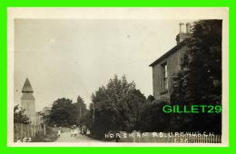 HORSHAM, SUSSEX, UK - HORSHAM ROAD - ANIMATED - U.P.C. CHURCH - E.J.C. - TRAVEL IN 1921 - - Angleterre