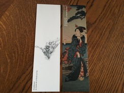 Marque Page Musée Roche Sur Yon X2 - Lesezeichen