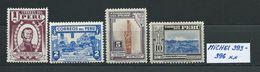 PERU MICHEL 393 - 396 Postfrisch Siehe Scan - Peru