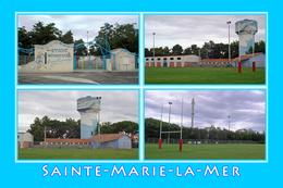 SAINTE-MARIE LA MER (66)  Stade Louis Carrère - Stadions