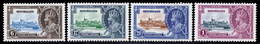 Seychelles 1935 Silver Jubilee MNH Set SG 128/131 Cat £15 - Seychelles (...-1976)