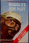 Collection Captain Johns N° 117 - Biggles Jeune Pilote - Presses De La Cité -  ( 1955 ) . - Adventure