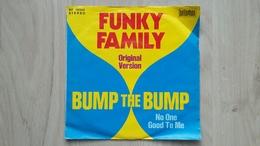 Funky Family - Bump The Bump - Vinyl-Single (Bellaphon) - Disco, Pop