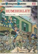 "LES TUNIQUES BLEUES  "" RUMBERLEY ""   -  LAMBIL / CAUVIN   - E.O.  1979  DUPUIS - Tuniques Bleues, Les"