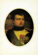 Militaria - Portrait Napoléon 1° Avec Ses Décorations - Personnages