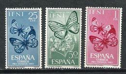 Ifni_1963_Mariposas_Pro Infancia - Ifni
