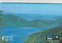 Fiji - Tropical Rainforest - 01FJB - Fiji