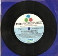 33 T    Rythmes  Rétro   &   Dixie  And  Rock - Disco & Pop