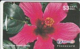 Fiji - Hibiscus - 28FJB - Fiji