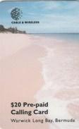 Bermuda Beaches - Warwick Long Bay - Bermuda