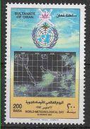 1992 OMAN  342** Météorologie - Oman