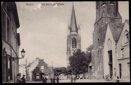 RENAIX - RONSE --- PLACE DES DEUX EGLISES -- Rare ! Carte Vierge - Renaix - Ronse