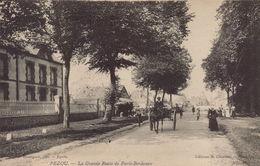 PEZOU - La Grande Route De Paris-Bordeaux - Autres Communes