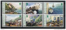 Pitcairn Islands 1996. Yvert 456-61 ** MNH. - Pitcairn