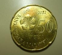 Malaysia 50 Sen 2012 - Malaysie