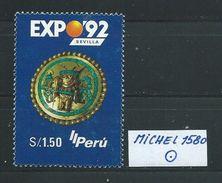 PERU MICHEL 1580 Gestempelt Siehe Scan - Peru