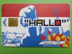 171 - Télécarte 2002 - Hallo - Parlez-vous Européen - Hollande - 120u - Pays-Bas